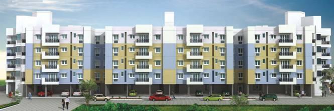 Navin Jayaram Gardens Elevation