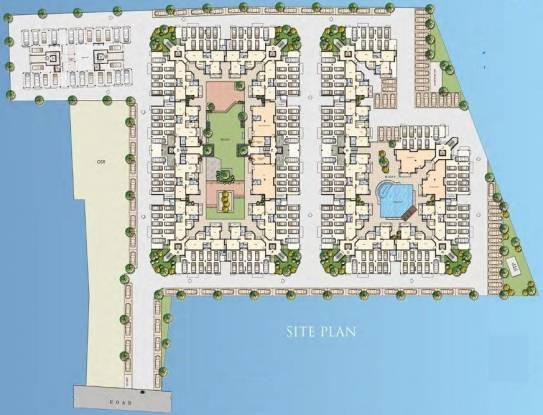 Navin Jayaram Gardens Site Plan