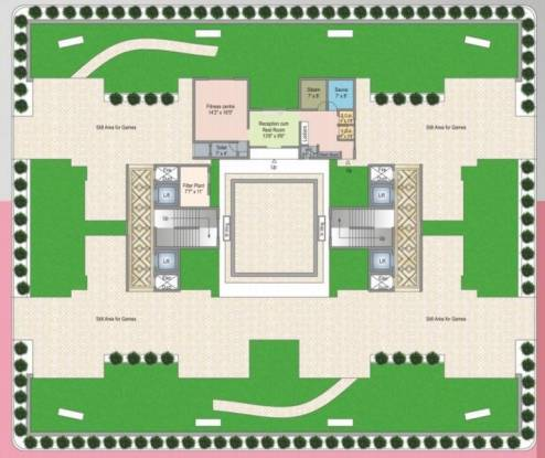 BKS Nebula Site Plan