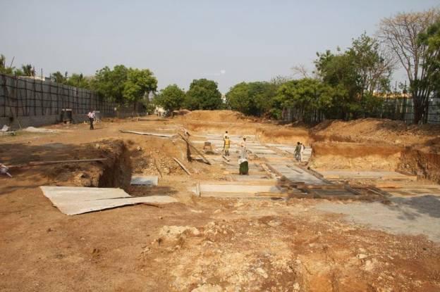 LCS City Utopia Construction Status