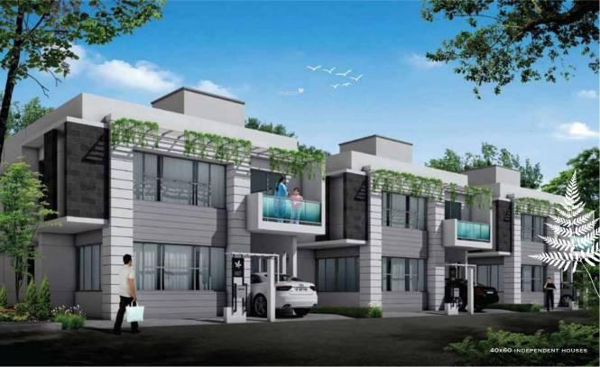 Green Home Farms And Resorts Villa Green Elevation