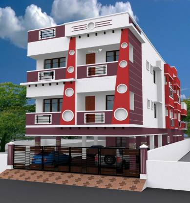 Shree Shree Guru Flats Elevation