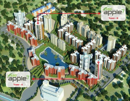 ASGI ASG Apple 7 Site Plan