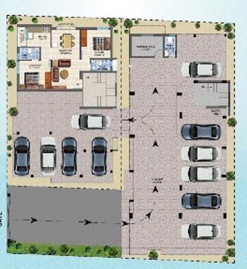 Winner Visaka Cluster Plan