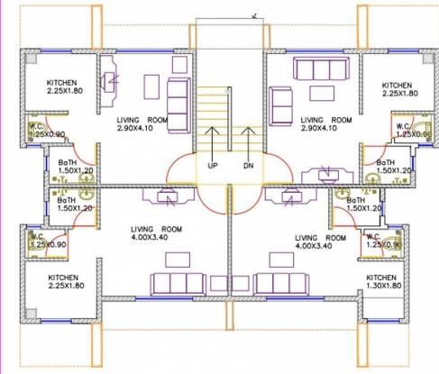 Poddar Navjeevan Cluster Plan