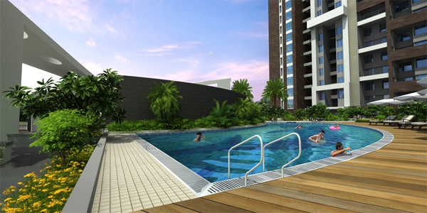 Kunal Aspiree Amenities