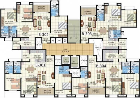 HRC Ibbani Cluster Plan