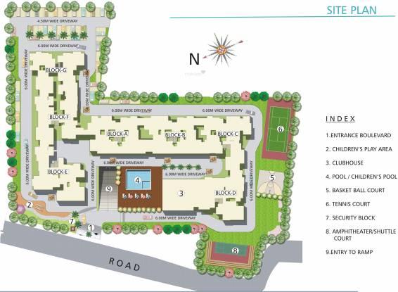 HRC Ibbani Site Plan