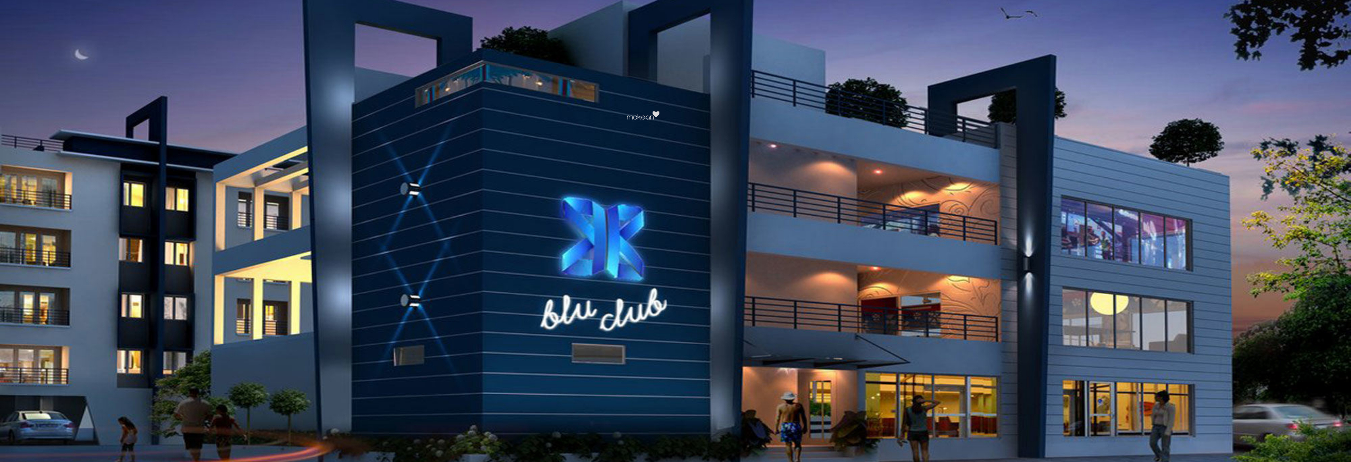 601 sq ft 1BHK 1BHK+1T (601 sq ft) Property By Mercury Housing and Properties In Blue Bells, Padur