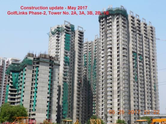 LandCraft Golflinks Apartments Construction Status