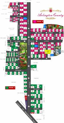 Pyramid Arlington County Site Plan