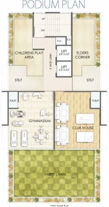 Keystone Vista Cluster Plan