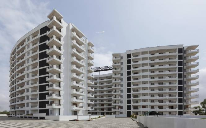 Mantri Global Heights Elevation