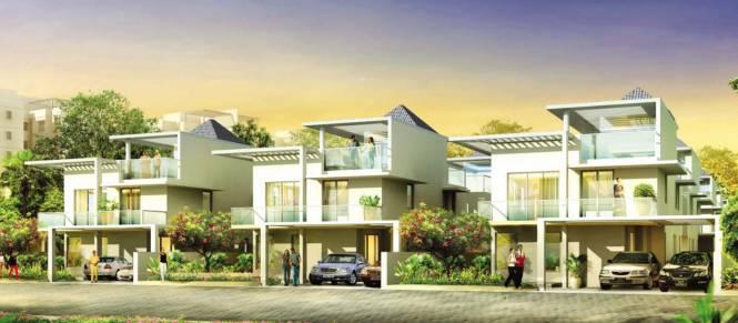 Amit Bloomfield Villas Elevation
