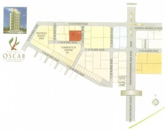 Giriraj Oscar Location Plan