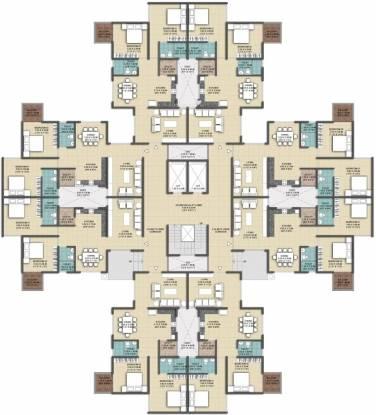 Krishna Mystiq Cluster Plan