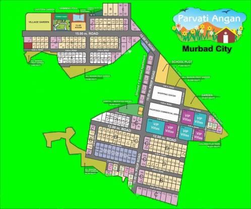 Sumitra Parvati Aangan Site Plan