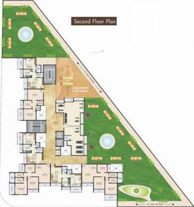 Vub Veermaa Paradise Cluster Plan
