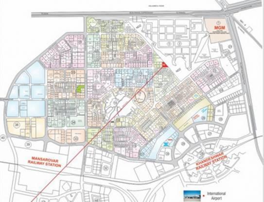 Vub Veermaa Paradise Location Plan