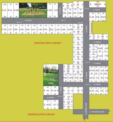 ABS Subhamangala Avenue Site Plan