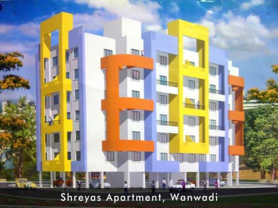 Horizon Shreyas Apartment Elevation