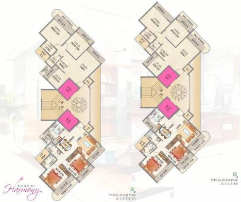 CJ Bhoomi Harmony Cluster Plan