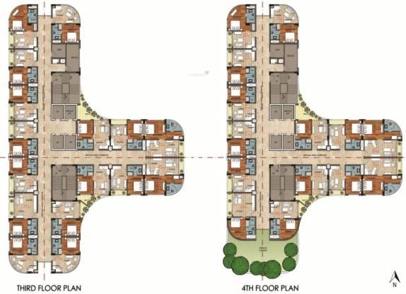 Elan Mercado Cluster Plan
