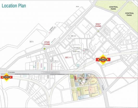 Aaron Kasturi Heritage Location Plan
