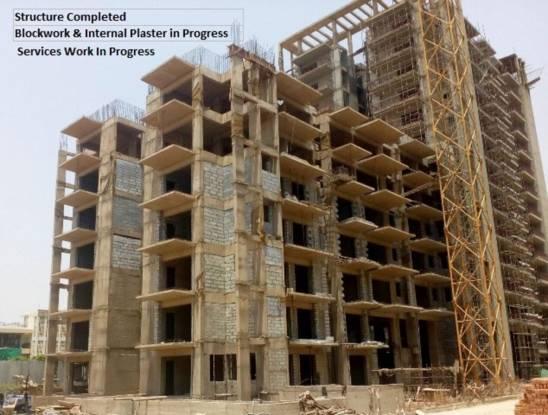 Puri Aanand Vilas Construction Status