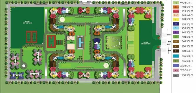 Patel Neo Town Layout Plan