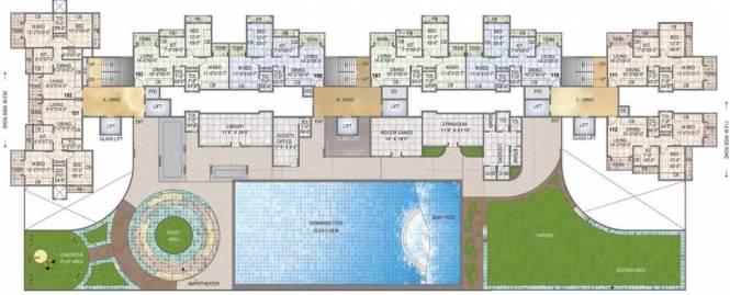 Arihant Anaya Cluster Plan