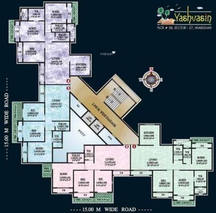 Sai Yashvasin Cluster Plan