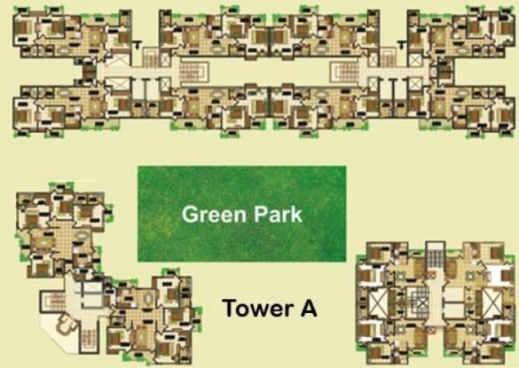 Gardenia Gateway Cluster Plan