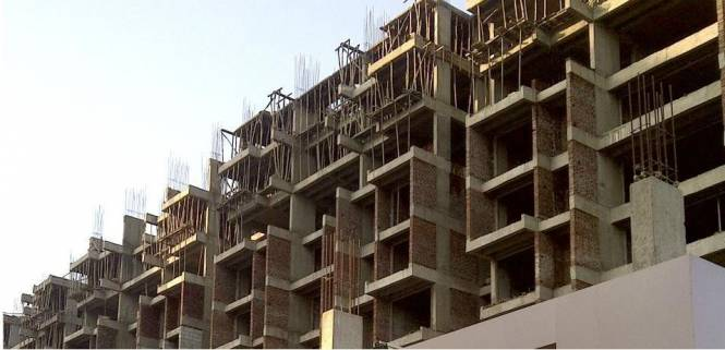 Shree Balaji Om Harmony Construction Status