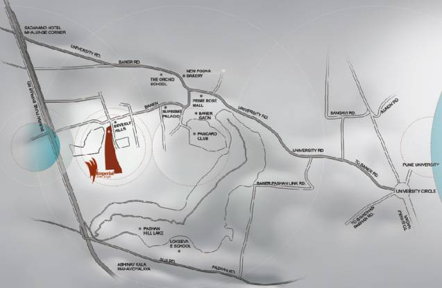 ABIL Imperial Location Plan