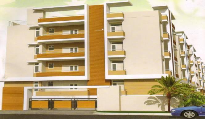 Citadil Ashwini Homes Elevation
