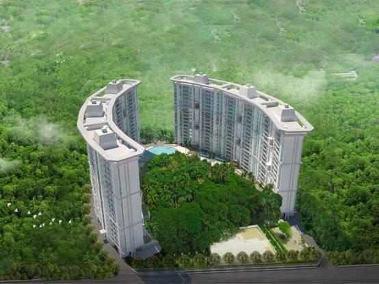 Panchshil Yoo Pune Elevation
