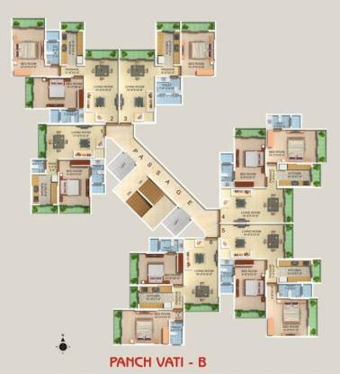 AP Panchavati B Cluster Plan