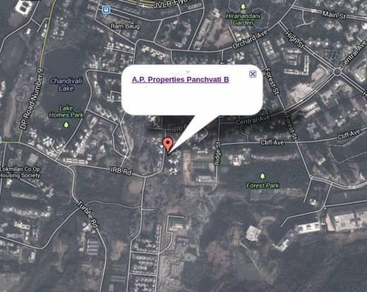 AP Panchavati B Location Plan