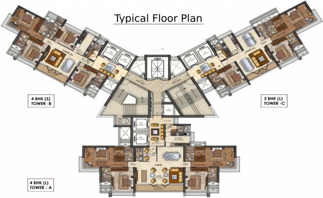 Runwal Reserve Cluster Plan