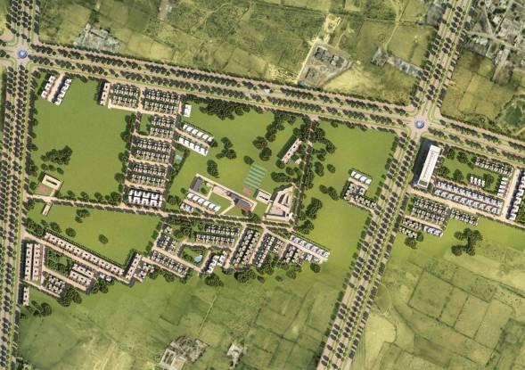 Brahma Brahma City Layout Plan