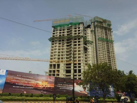 Sheth Auris Serenity Construction Status