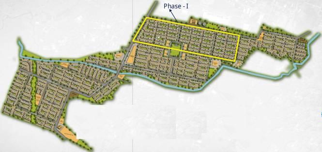 HDIL Paradise City Master Plan