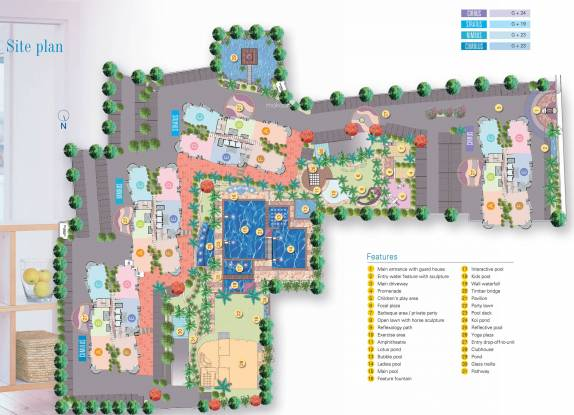Ideal Ideal Heights Site Plan