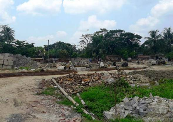 Ideal Aurum Construction Status