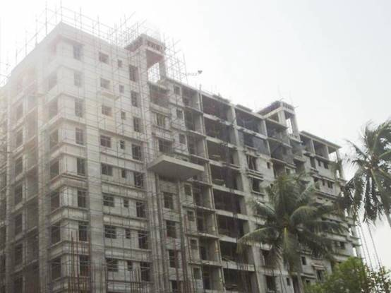 Primarc Projects and Srijan Realty and Riya Group Southwinds Construction Status