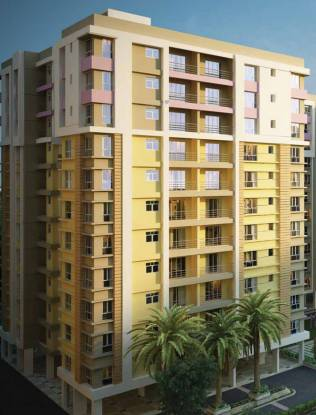 Primarc Projects and Srijan Realty and Riya Group Southwinds Elevation