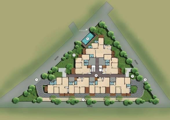 NR Springwoods Site Plan