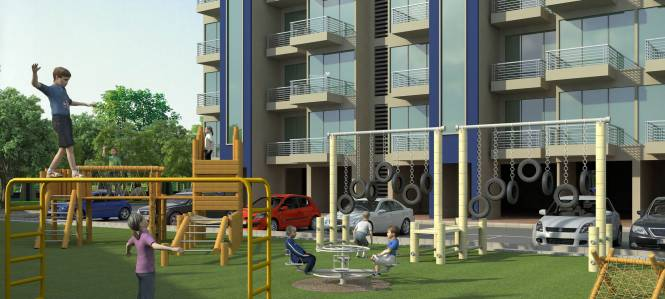 SVP Gulmohur Residency Amenities