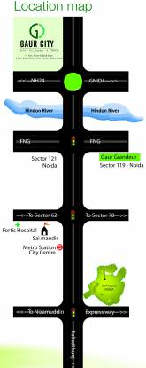 Gaursons 5th Avenue Location Plan